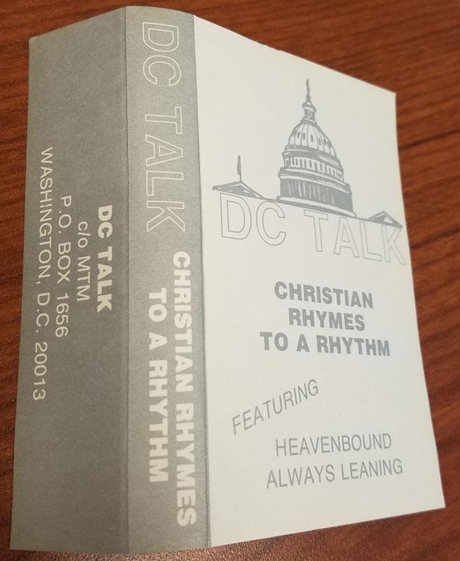 DC Talk - Christian Rhymes to a Rhythm Cover