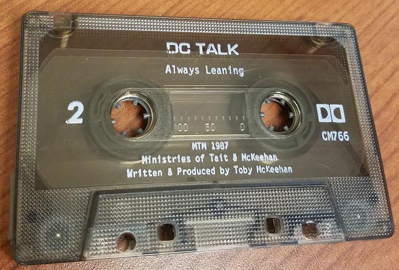 DC Talk - Christian Rhymes to a Rhythm Side 2