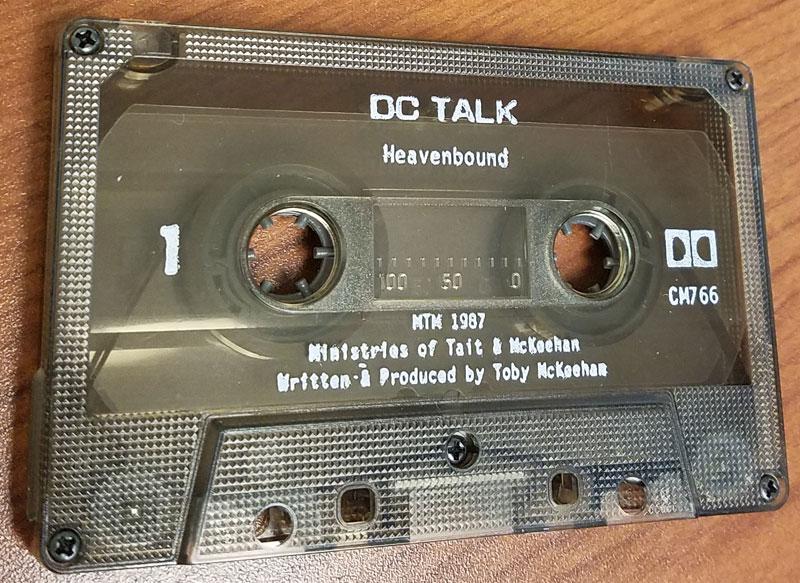DC Talk - Christian Rhymes to a Rhythm Side 1