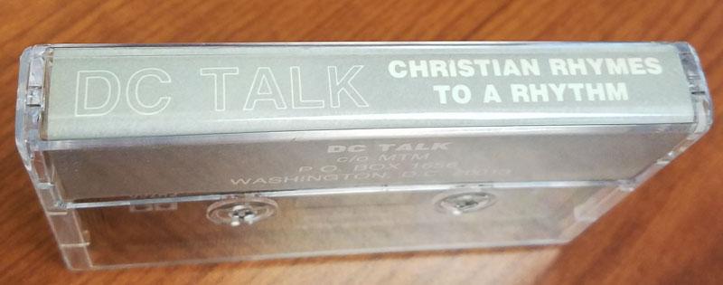 DC Talk - Christian Rhymes to a Rhythm Title